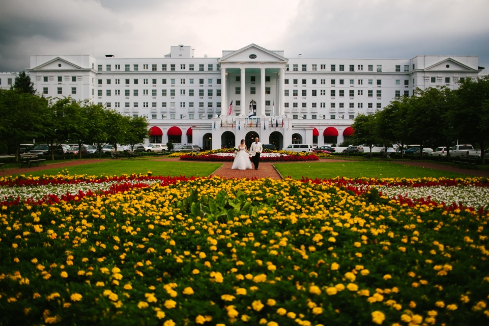 Greenbrier wedding video