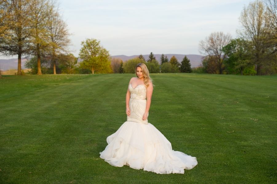Duck Hollow Golf Club Wedding